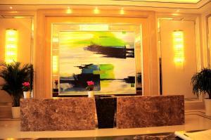 Bedom Apartments · High Tech Wanda, Jinan, Апарт-отели  Цзинань - big - 27