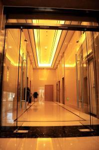 Bedom Apartments · High Tech Wanda, Jinan, Апарт-отели  Цзинань - big - 28