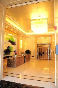 Bedom Apartments · High Tech Wanda, Jinan, Апарт-отели  Цзинань - big - 29