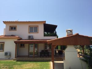 Thomas Villa 5, Villas  Argaka - big - 4
