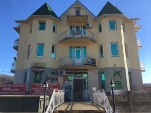 Guesthouse on Ivanovskaya 10