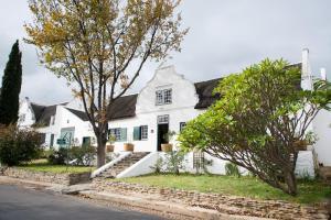 Yellow Wood House Cape Dutch Quarters