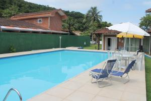 Chalé Guaiuba, Prázdninové domy  Guarujá - big - 30