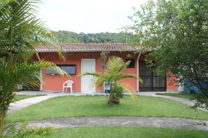 Chalé Guaiuba, Prázdninové domy  Guarujá - big - 28