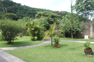 Chalé Guaiuba, Prázdninové domy  Guarujá - big - 21