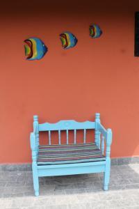Chalé Guaiuba, Prázdninové domy  Guarujá - big - 19