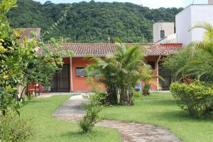 Chalé Guaiuba, Prázdninové domy  Guarujá - big - 1