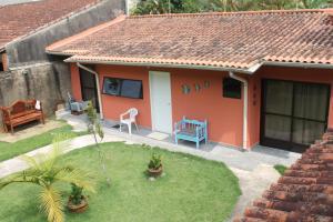 Chalé Guaiuba, Prázdninové domy  Guarujá - big - 24