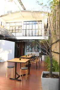 Z's Hostel at Tha Phae Gate