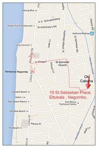 Ok Cabana Negombo, Apartments  Negombo - big - 37