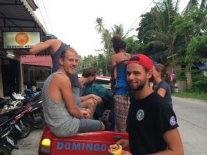 Domingo Hostel Phangan, Hostels  Baan Tai - big - 4