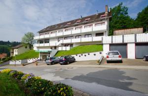Hotel Pension Jägerstieg, Guest houses  Bad Grund - big - 32