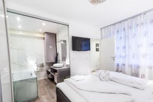 Grand Apartment Vienna, Apartmány  Vídeň - big - 13