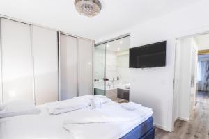 Grand Apartment Vienna, Apartmanok  Bécs - big - 18