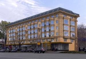 Moskva4you Komsomolskiy Prospekt 9, Apartmány  Moskva - big - 4