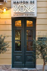 Monk suites by MLT at Ermou, Hotels  Athen - big - 40