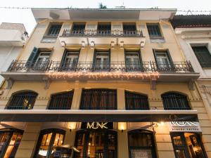 Monk suites by MLT at Ermou, Hotels  Athen - big - 39
