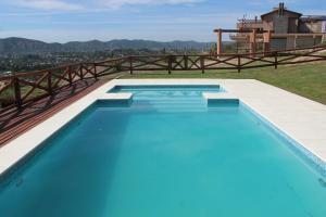 Cabañas del Rey, Chaty  Villa Carlos Paz - big - 24