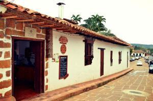 Santa María de la Rueda, Отели типа «постель и завтрак»  Barichara - big - 17