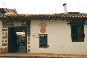 Santa María de la Rueda, Отели типа «постель и завтрак»  Barichara - big - 7