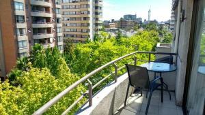 Departamento Andes View Santiago, Appartamenti  Santiago - big - 15