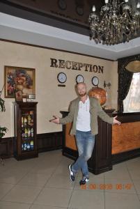 Globus Hotel, Hotels  Ternopil' - big - 81