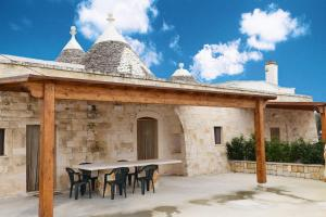 Trullo Country Relax Lumieri
