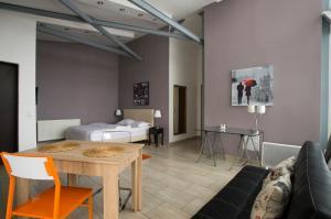 Heights Accommodation Unirii, Апартаменты  Бухарест - big - 20