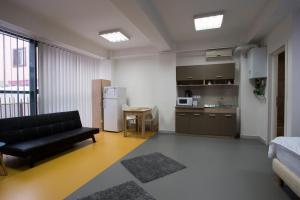 Heights Accommodation Unirii, Апартаменты  Бухарест - big - 14