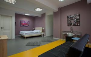 Heights Accommodation Unirii, Апартаменты  Бухарест - big - 13