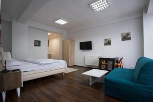Heights Accommodation Unirii, Апартаменты  Бухарест - big - 12