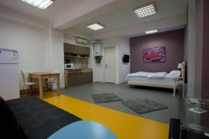 Heights Accommodation Unirii, Апартаменты  Бухарест - big - 11