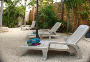 Paradise in Tulum - Villas La Veleta - V1, Holiday homes  Tulum - big - 41