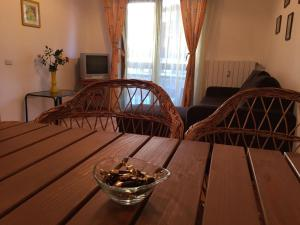 Muller Apartment, Apartmány  Sinaia - big - 8