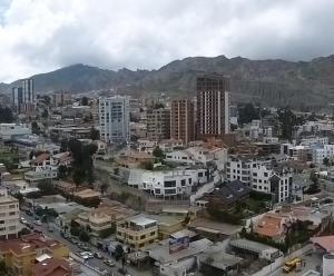 A Place in the Sky, Apartments  La Paz - big - 16