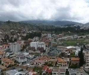A Place in the Sky, Apartmány  La Paz - big - 17