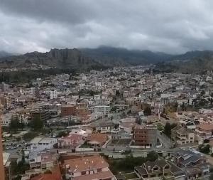 A Place in the Sky, Apartments  La Paz - big - 18