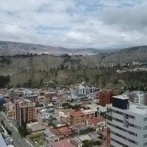 A Place in the Sky, Apartmány  La Paz - big - 19