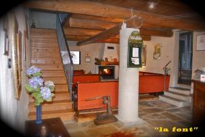 Hotel Ristorante La Font, Hotely  Castelmagno - big - 25