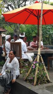 Medori Putih Homestay, Проживание в семье  Улувату - big - 96