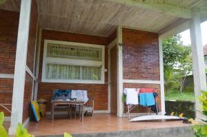 Medori Putih Homestay, Проживание в семье  Улувату - big - 8