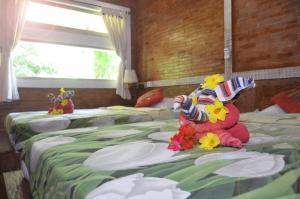 Medori Putih Homestay, Проживание в семье  Улувату - big - 18