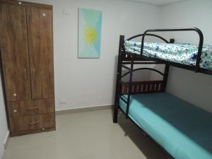 La Costa Deluxe Apartamentos - Santa Marta, Апартаменты  Puerto de Gaira - big - 20