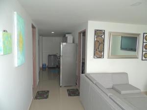 La Costa Deluxe Apartamentos - Santa Marta, Апартаменты  Puerto de Gaira - big - 21