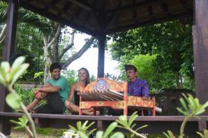 Medori Putih Homestay, Проживание в семье  Улувату - big - 92