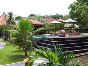 Medori Putih Homestay, Проживание в семье  Улувату - big - 41