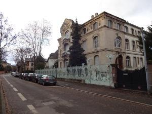 Résidence Klipfel Bartholdi, Apartmány  Colmar - big - 67