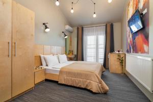 Etude Hotel, Hotels  Lviv - big - 24
