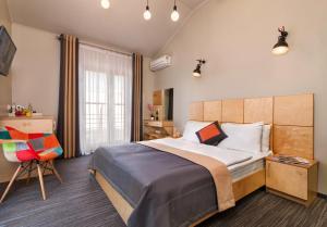 Etude Hotel, Hotely  Ľvov - big - 1