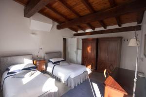 Agriturismo Castello di Vezio, Апарт-отели  Варенна - big - 46